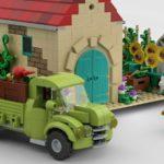 LEGO Ideas Nice Day At The Farm (7)