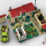LEGO Ideas Nice Day At The Farm (8)