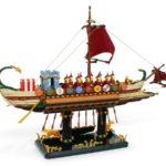 LEGO Ideas Roman Warship (2)
