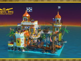 LEGO Ideas Seagull Bay Lighthouse (1)