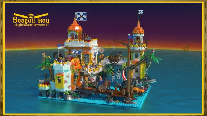 LEGO Ideas Seagull Bay Lighthouse (1)
