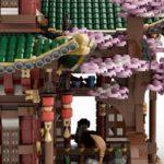 LEGO Ideas Temple Of Hermit (11)