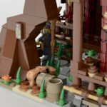 LEGO Ideas Temple Of Hermit (12)