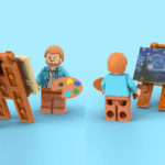 LEGO Ideas Van Gogh Starry Night (5)
