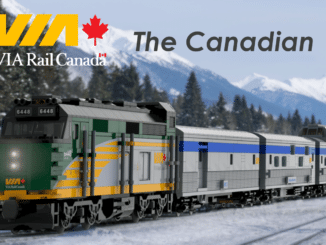 LEGO Ideas Via Rail Canada (1)