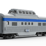 LEGO Ideas Via Rail Canada (12)
