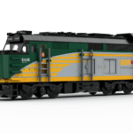 LEGO Ideas Via Rail Canada (4)