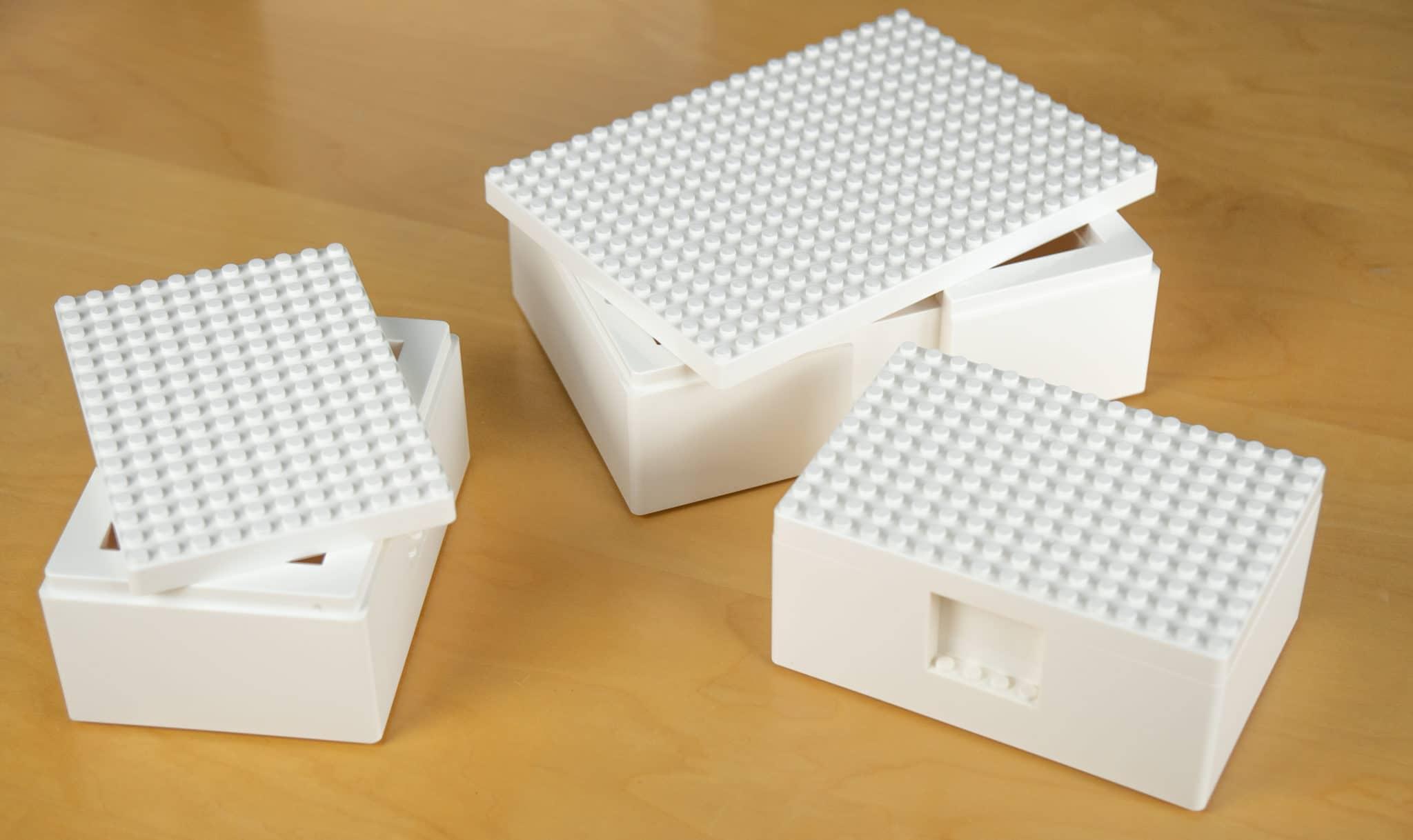LEGO x IKEA BYGGLEK small boxes