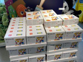 LEGO IKEA Bygglek Produkte
