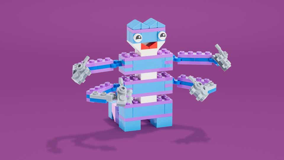 LEGO Multiplayer