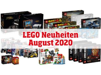 LEGO Neuheiten August 2020
