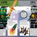 LEGO Ninjago Character Encyclopedia New Edition Inhalt 2
