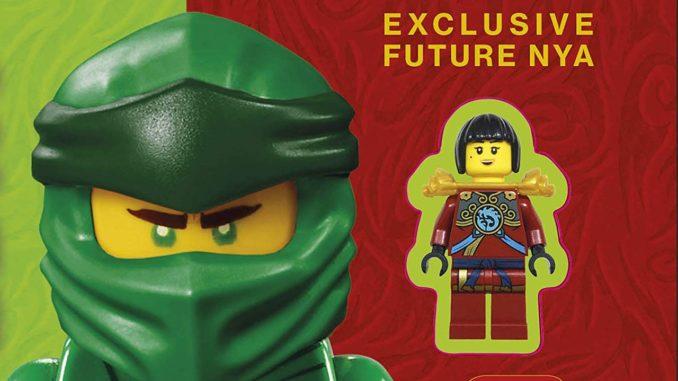 LEGO Ninjago Character Encyclopedia Minifigur Nya