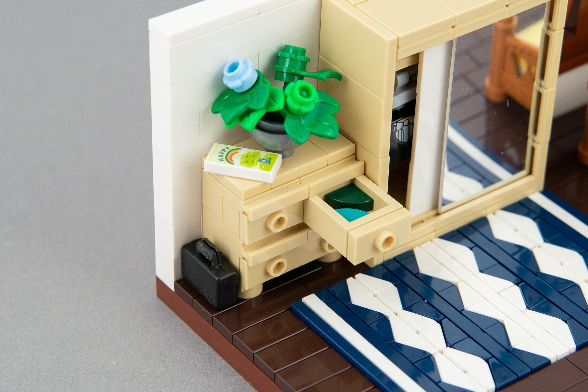 LEGO Schlafzimmer Moc (11)