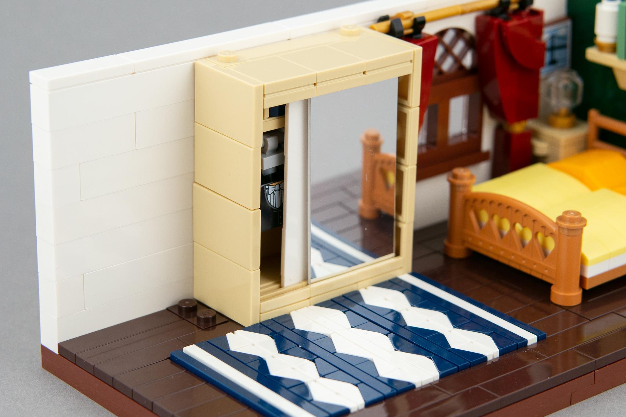 LEGO Schlafzimmer Moc (12)