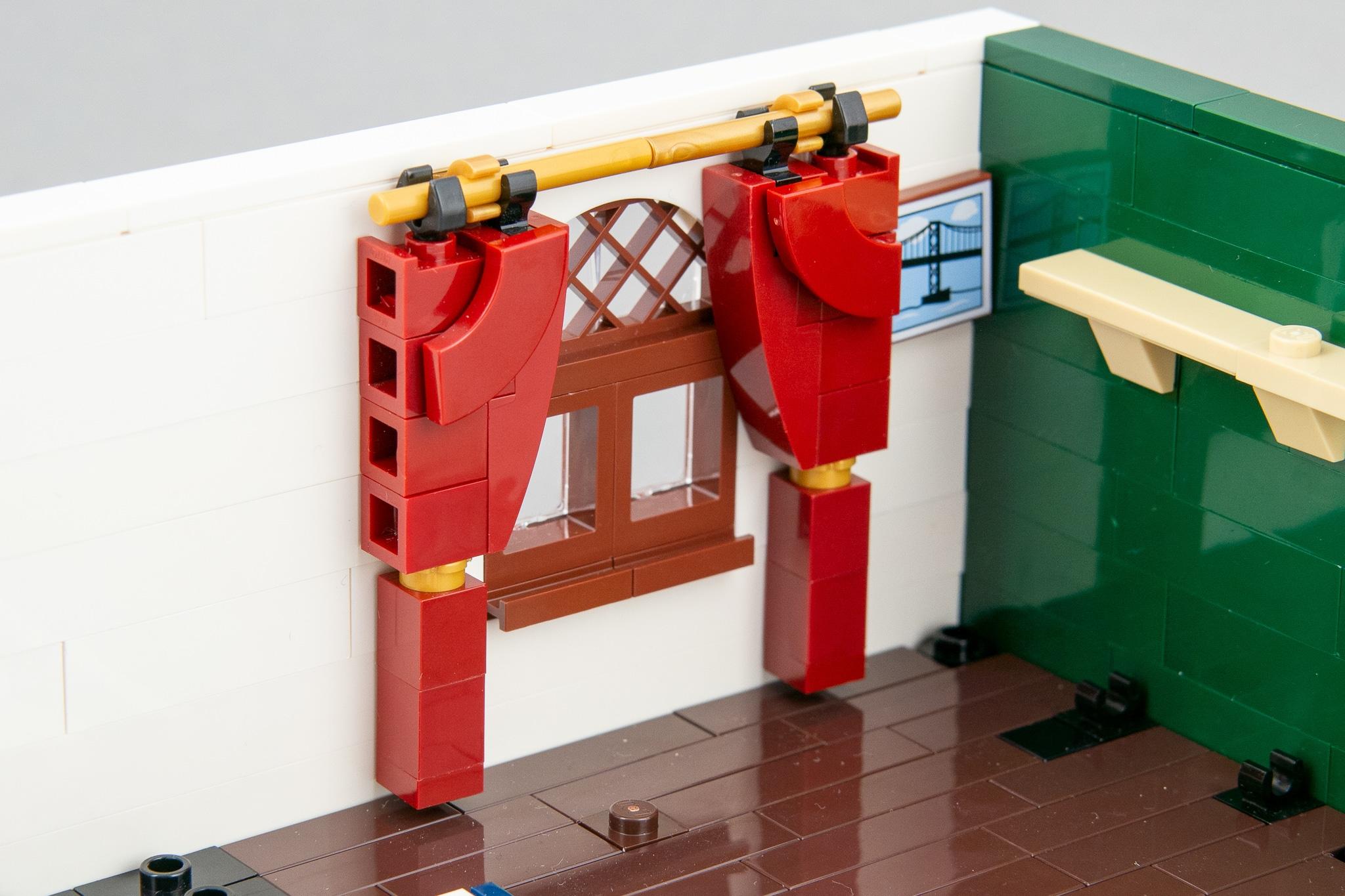 LEGO Schlafzimmer Moc (16)