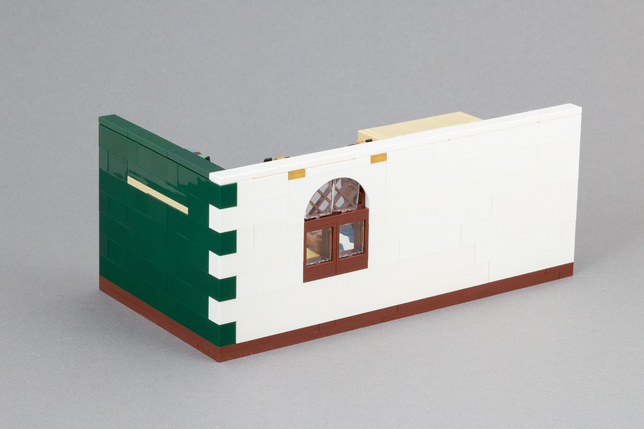 LEGO Schlafzimmer Moc (4)