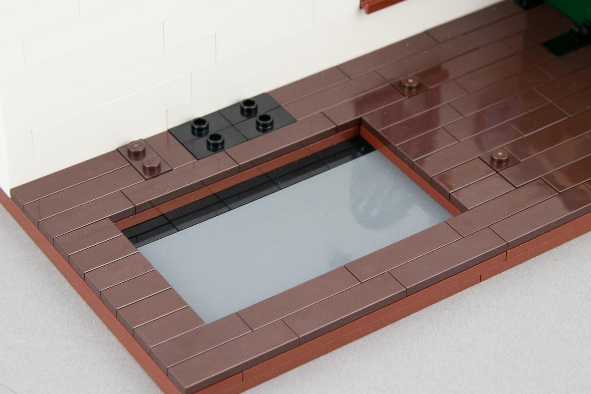 LEGO Schlafzimmer Moc Teppich (5)