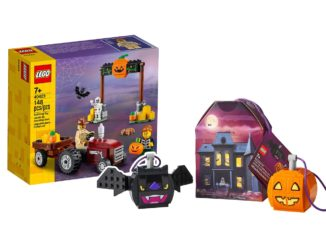 LEGO Seasonal Halloween 2020