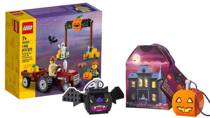 LEGO Seasonal Halloween 2020