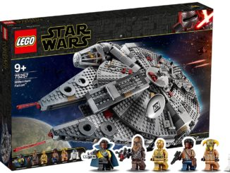 LEGO Star Wars 75257 Millennium Falcon Angebot