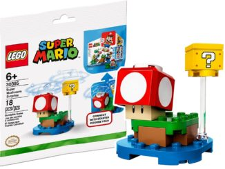 LEGO Super Mario 30385 Superpilz Polybag