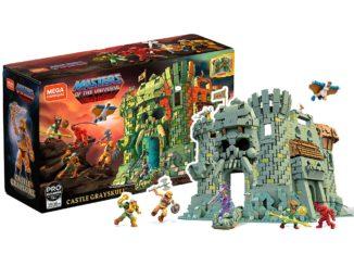 Mega Construx MOTU Castle Greyskull