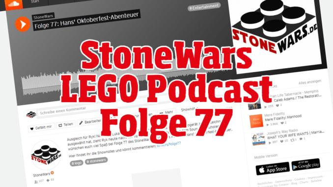 Stonewars Podcast Folge 77