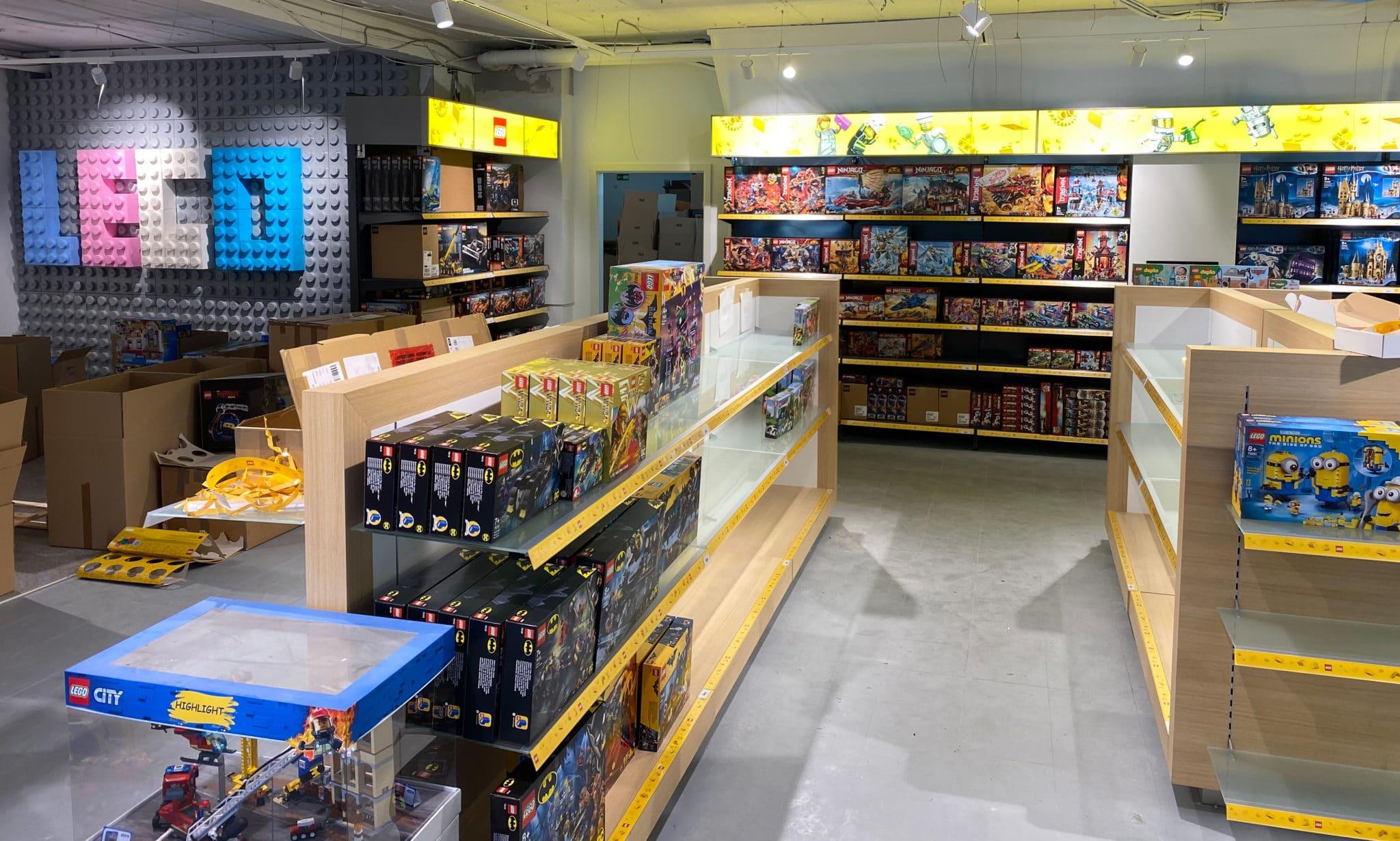 JB Spielwaren Spielzimmer