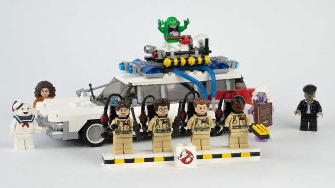 LEGO 10274 Ghostbusters Ecto-1 kommt 2021