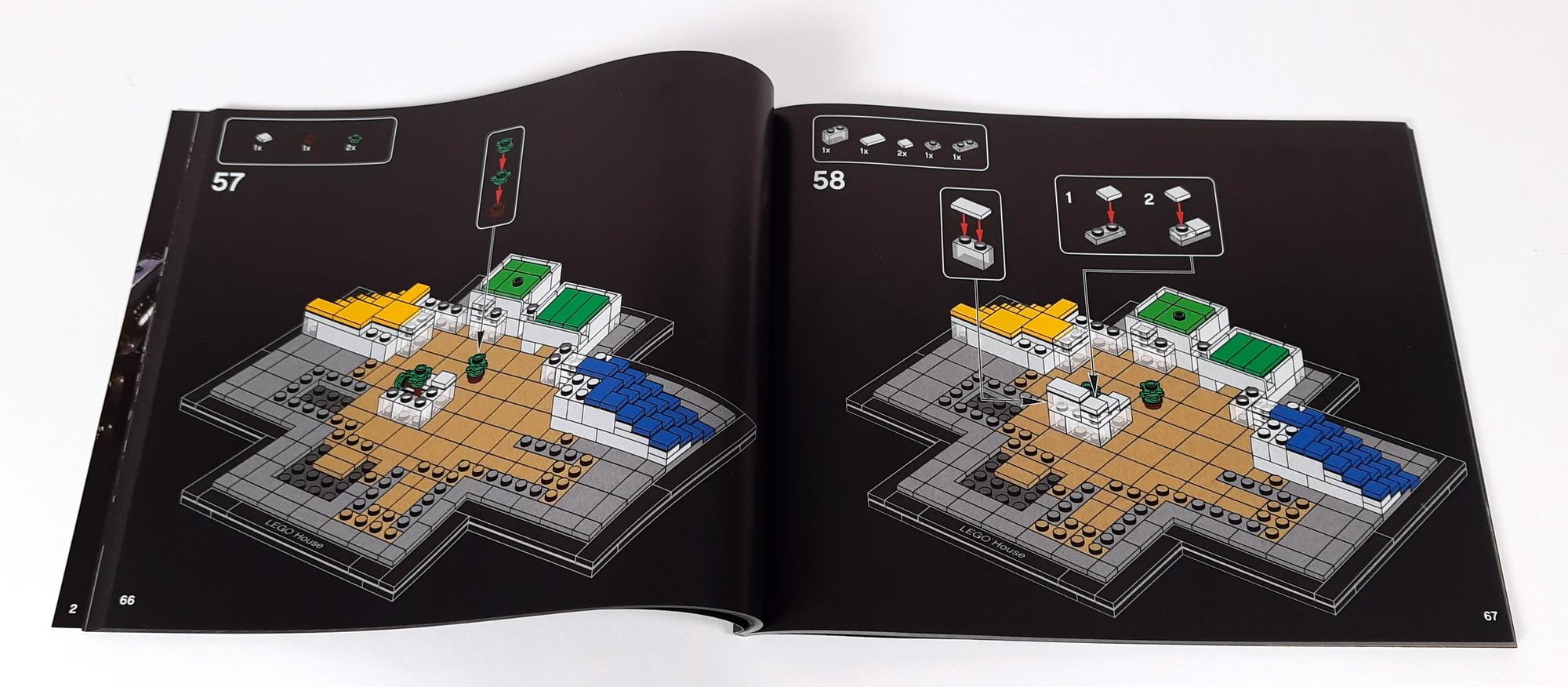 LEGO 21037 - LEGO House Anleitung 1