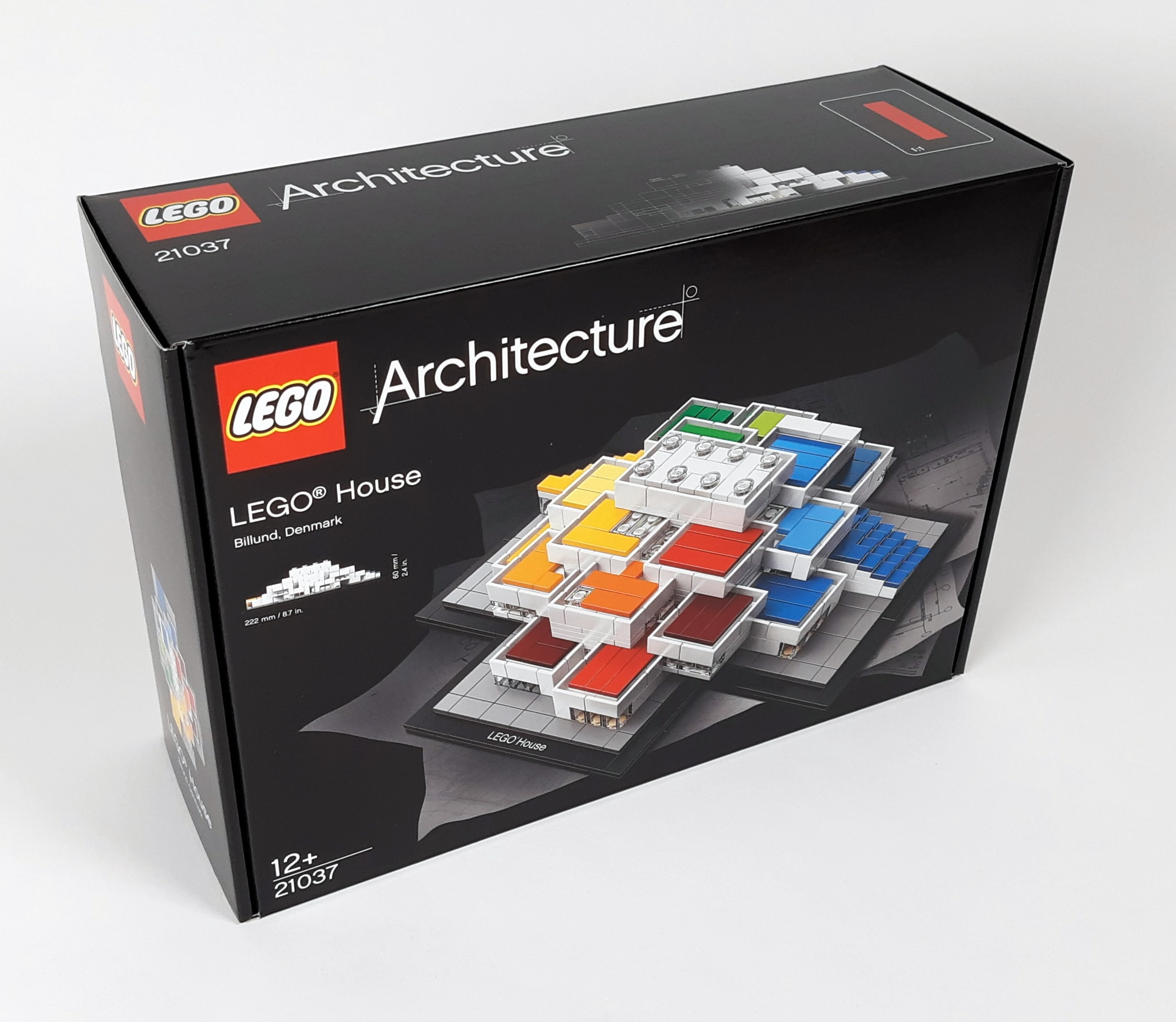 LEGO 21037 - LEGO House Box vorne
