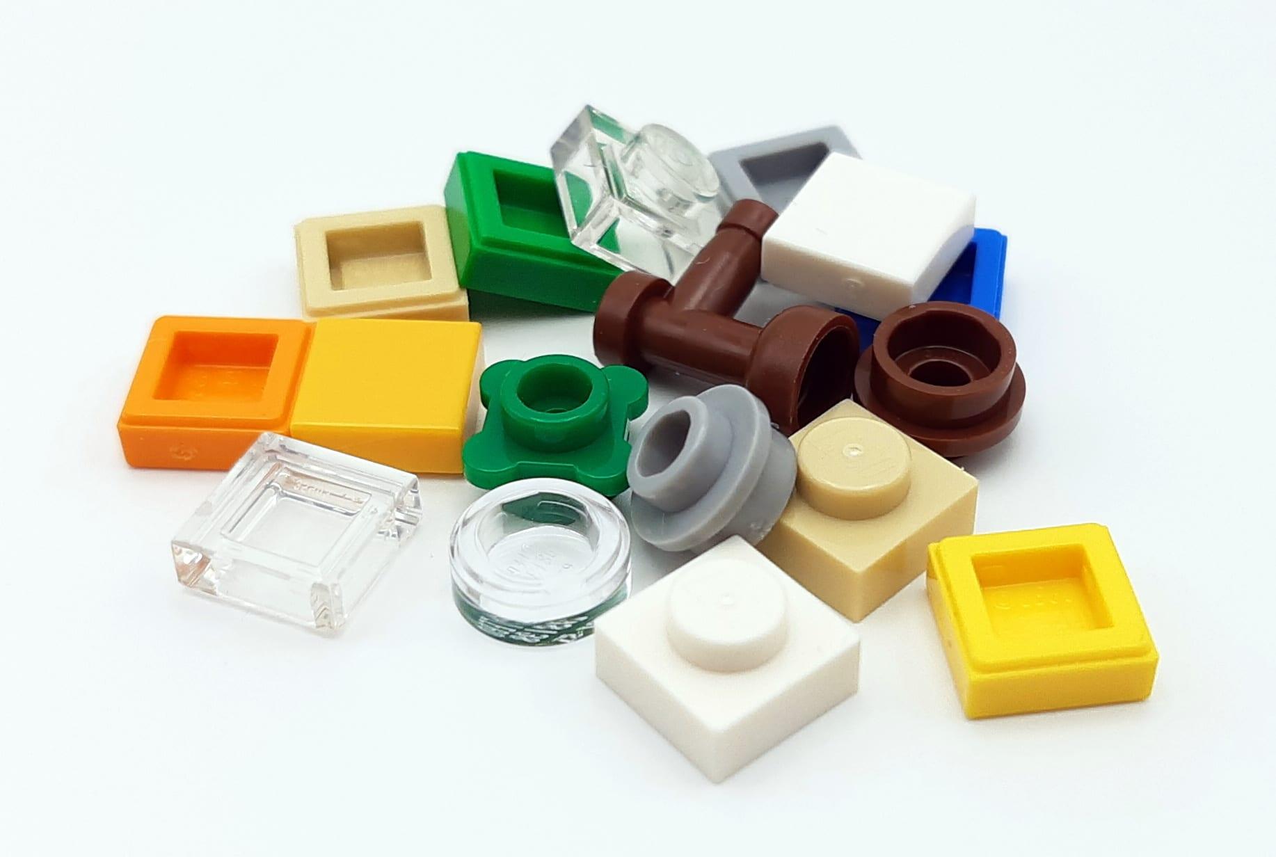 LEGO 21037 - LEGO House Ersatzteile