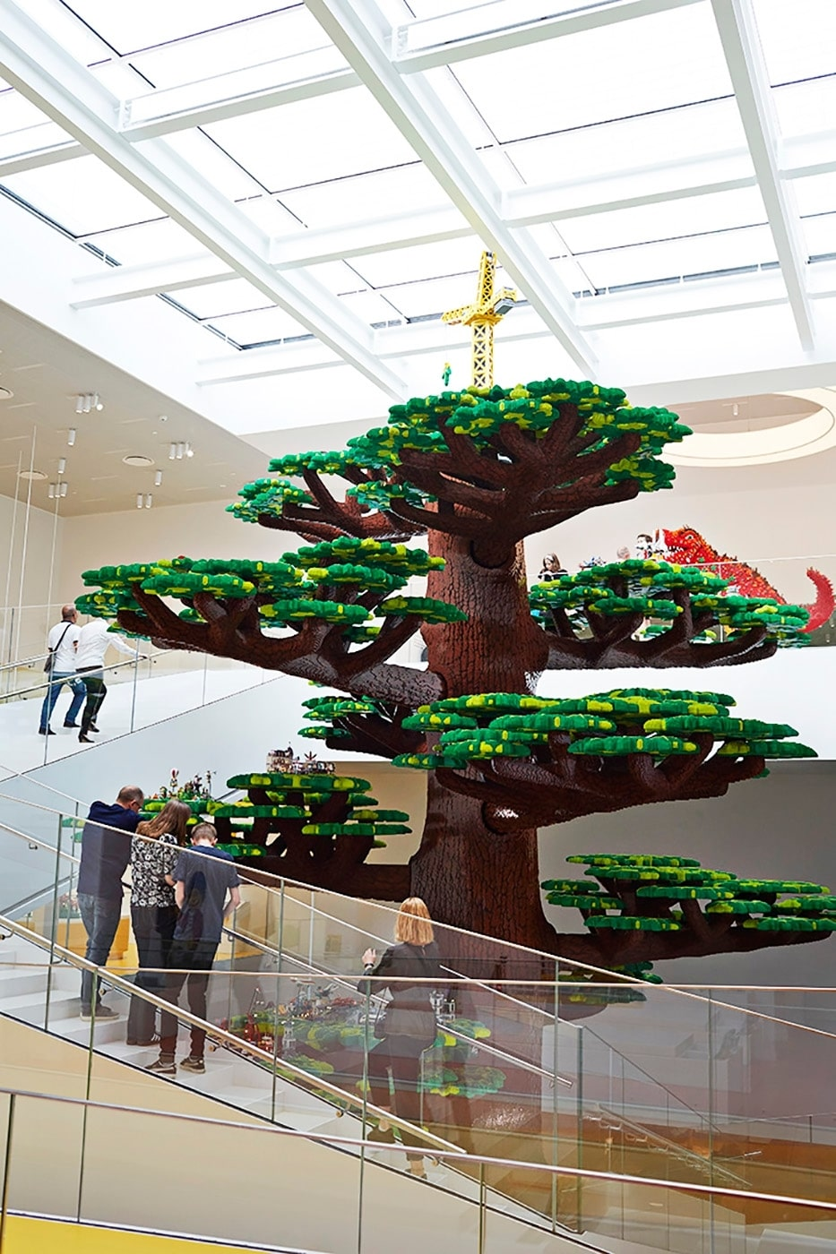 LEGO 21037 LEGO House - Tree Of Creativity