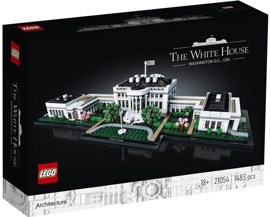 LEGO 21054
