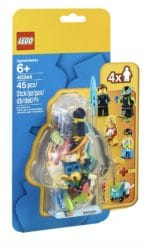 LEGO 40344 Minifiguren Set Sommerparty 2