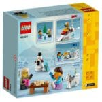 LEGO 40424 Winter Snowball Fight 3