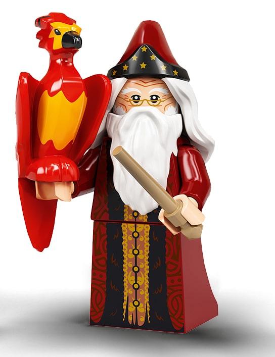 LEGO 71028 Albus Dumbledore