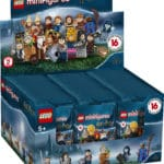 LEGO 71028 Komplette Harry Potter Minifiguren Box