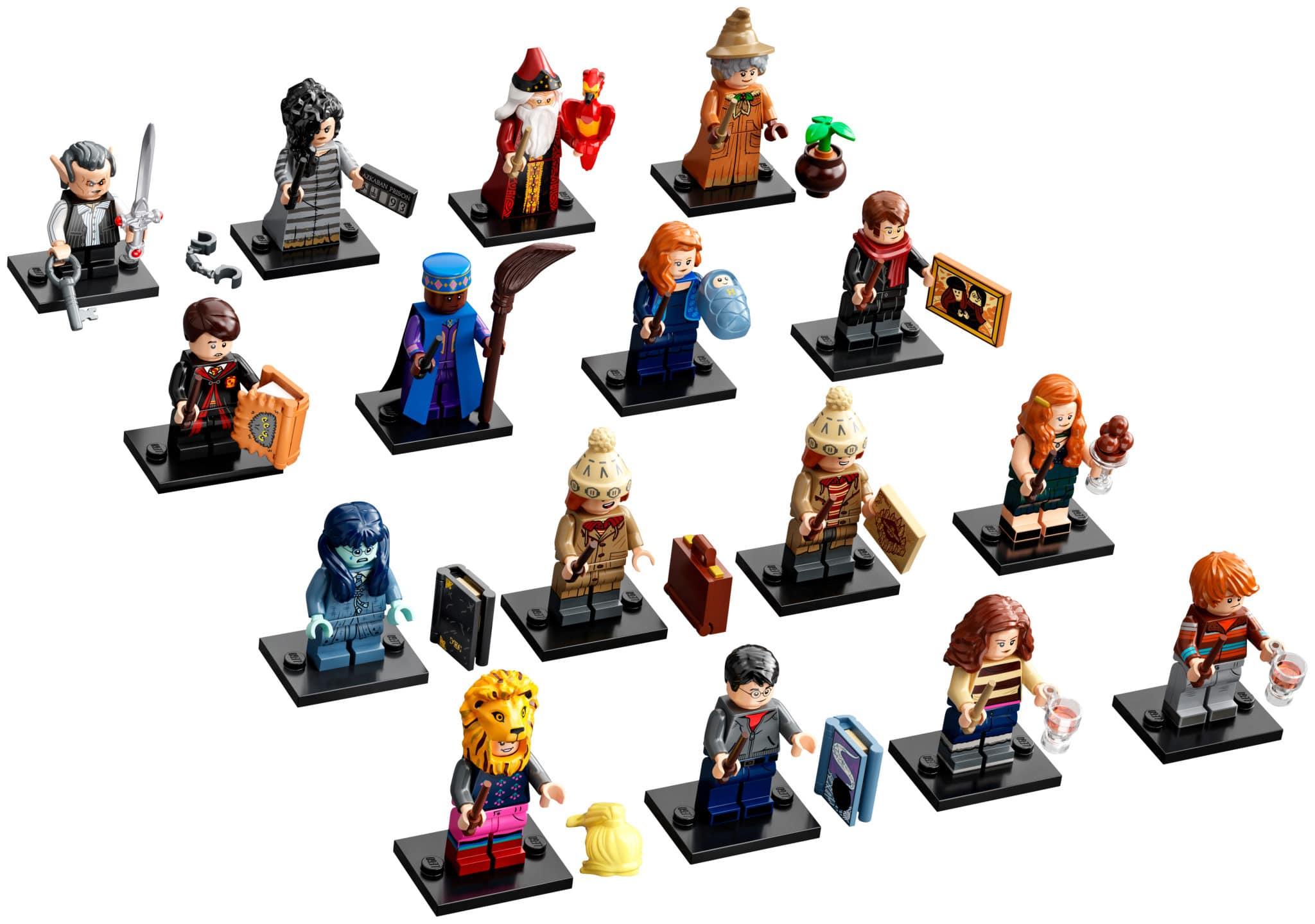 LEGO 71028 Harry Potter Minifiguren Serie 2