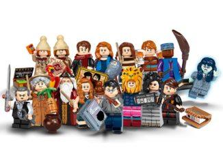 LEGO 71028 Harry Potter Minifiguren Serie 2 Alle Figuren