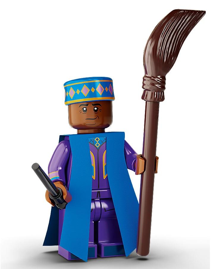 LEGO 71028 Kingsley Shacklebolt