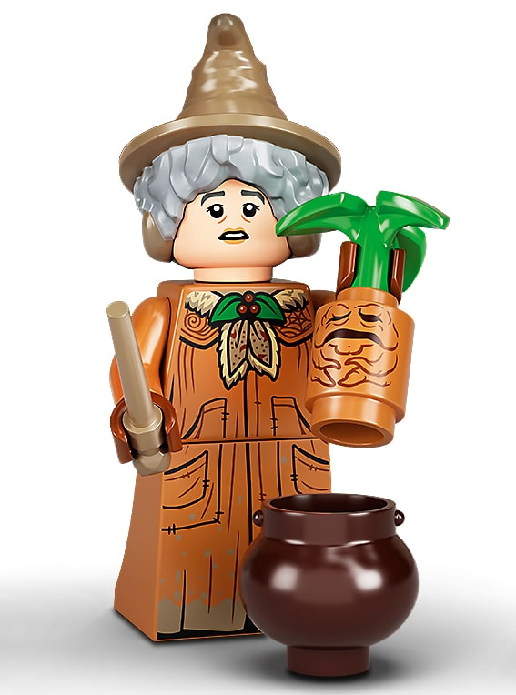 LEGO 71028 Professor Sprout