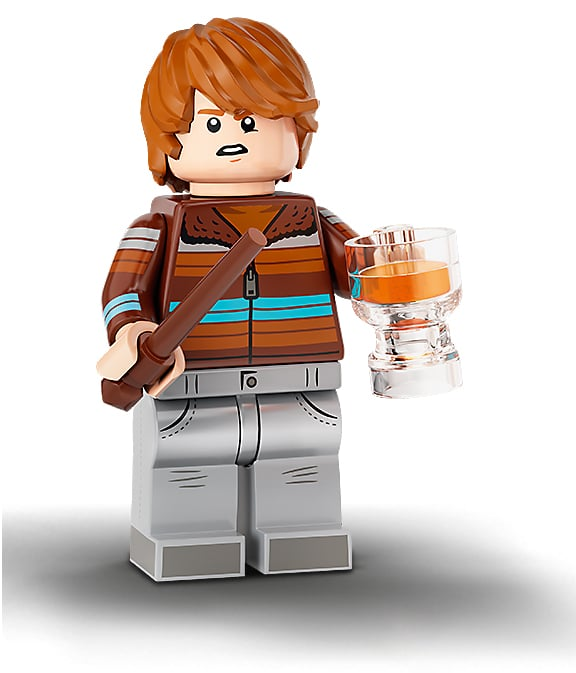 LEGO 71028 Ron Weasley