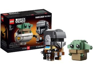 LEGO 75317 The Mandalorian BrickHeadz Angebot