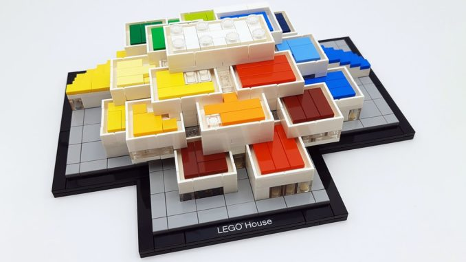LEGO Architecture 21037 LEGO House Review