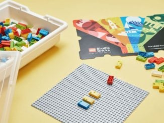 LEGO Braille Bricks Update Titel