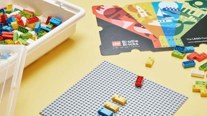 LEGO Braille Bricks Update Titel