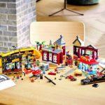 LEGO City 60271 Stadtplatz (16)
