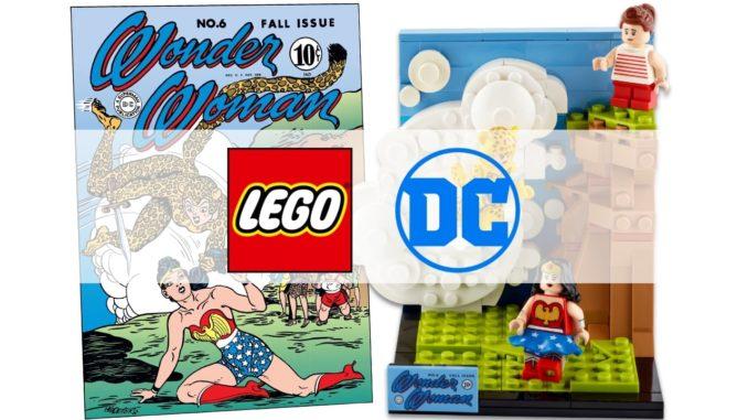 LEGO Dc 77906 Wonder Woman